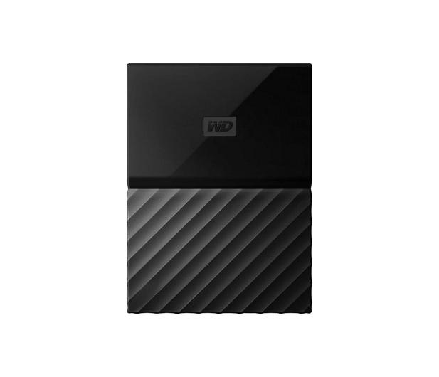 WD My Passport 4TB czarny USB 3.0 - 333122 - zdjęcie