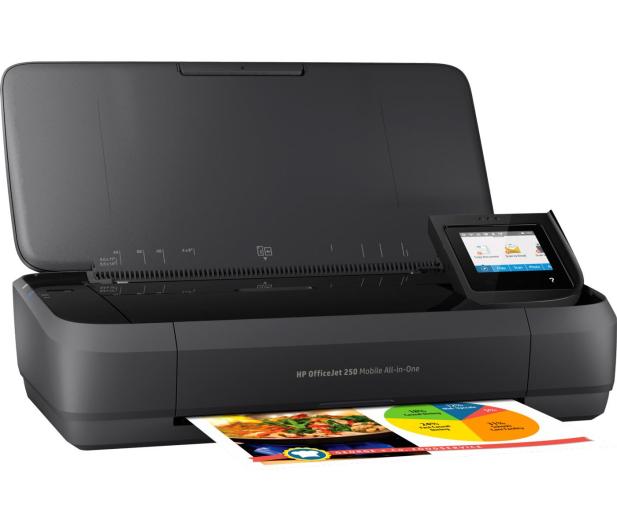 HP OfficeJet 252 Mobile - 324493 - zdjęcie 3