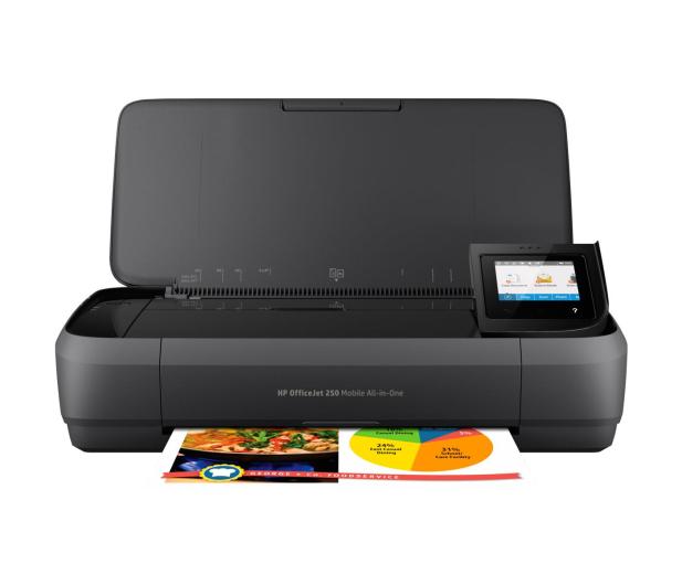 HP OfficeJet 252 Mobile - 324493 - zdjęcie