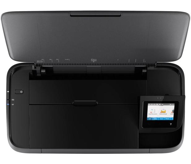 HP OfficeJet 252 Mobile - 324493 - zdjęcie 5