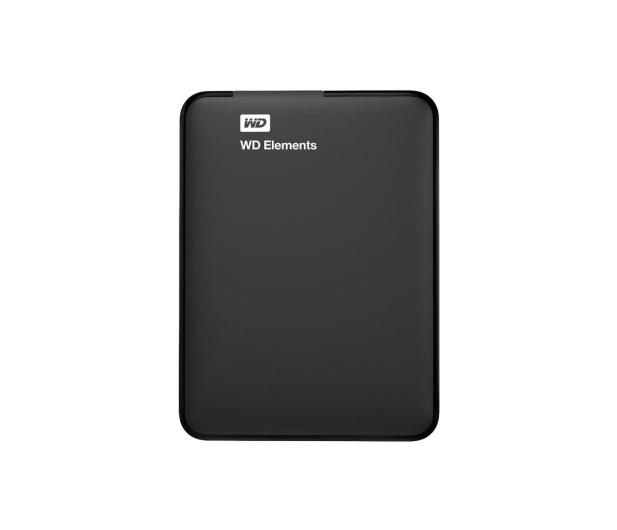 WD Elements Portable 1,5TB czarny USB 3.0  - 169895 - zdjęcie