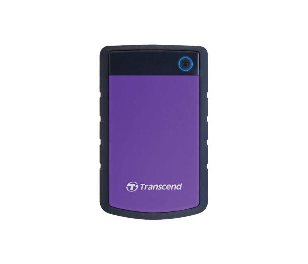 Transcend StoreJet 25 H3P 1TB USB 3.0 - 218406 - zdjęcie