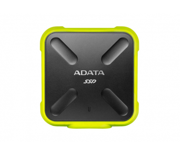 ADATA 256GB USB 3.1 External SD700 Durable Yellow - 340500 - zdjęcie