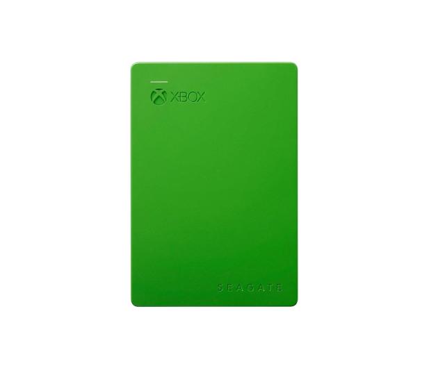 Seagate 4TB Game Drive for Xbox USB 3.0 zielony - 295817 - zdjęcie