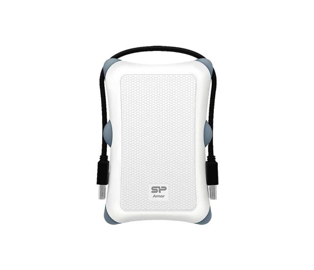Silicon Power 1TB Armor A30 biały USB 3.0 - 220507 - zdjęcie