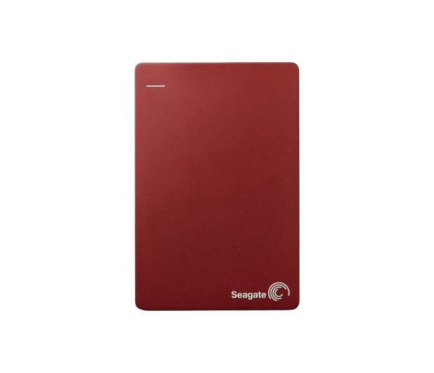 Seagate 1TB Backup Plus 2,5'' czerwony - 159919 - zdjęcie