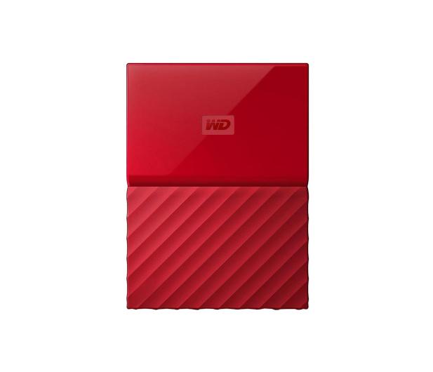 WD My Passport 4TB USB 3.0 - 333112 - zdjęcie