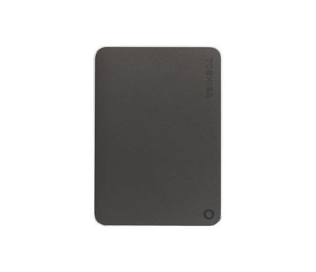 Toshiba 1TB CANVIO PREMIUM 2,5'' ciemnoszary USB 3.0 - 323932 - zdjęcie
