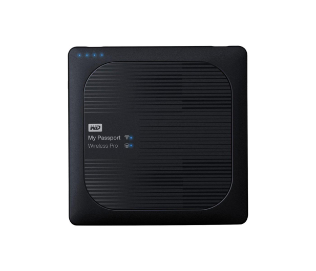 WD My Passport Wireless Pro WiFi 4TB USB 3.0 - 341010 - zdjęcie
