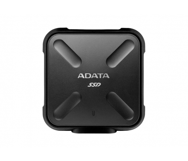 ADATA 256GB USB 3.1 External SD700 Durable Black - 340497 - zdjęcie