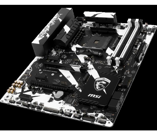 MSI B350 KRAIT GAMING (2xPCI-E DDR4 USB3.1/M.2)  - 373040 - zdjęcie 2