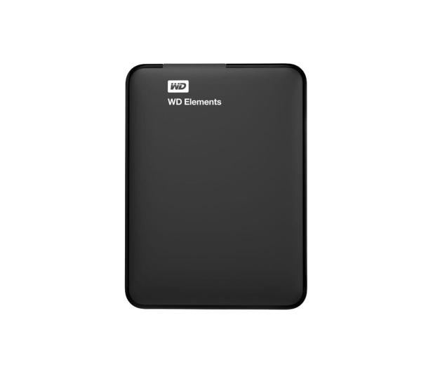 WD Elements Portable 1,5TB czarny USB 3.0 - 363652 - zdjęcie