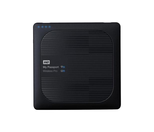 WD My Passport Wireless Pro WiFi 1TB USB 3.0 - 341012 - zdjęcie