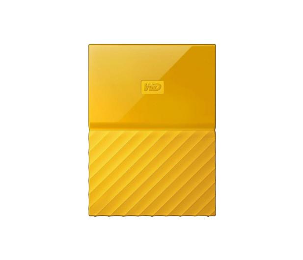 WD My Passport 4TB USB 3.0 - 341009 - zdjęcie