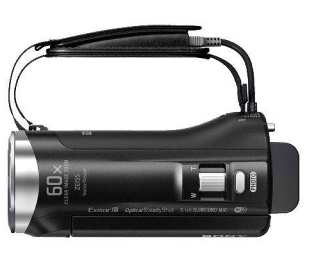 Sony HDR-CX450B czarna  - 372909 - zdjęcie 5