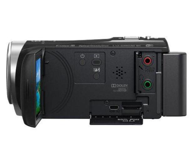 Sony HDR-CX450B czarna  - 372909 - zdjęcie 4