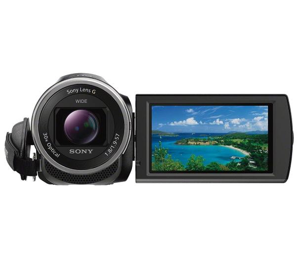 Sony HDR-CX625B czarna  - 372910 - zdjęcie 3