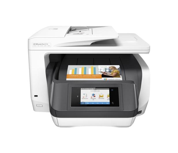 HP OfficeJet Pro 8730  - 307661 - zdjęcie