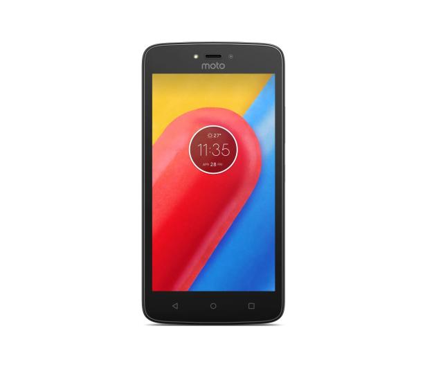 Motorola Moto C 16GB Dual SIM czarny - 368172 - zdjęcie 3