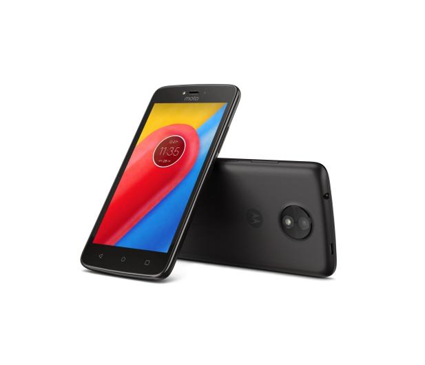 Motorola Moto C 16GB Dual SIM czarny - 368172 - zdjęcie 2