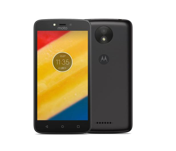 Motorola Moto C Plus 2/16GB Dual SIM 4000mAh czarny  - 368179 - zdjęcie 9