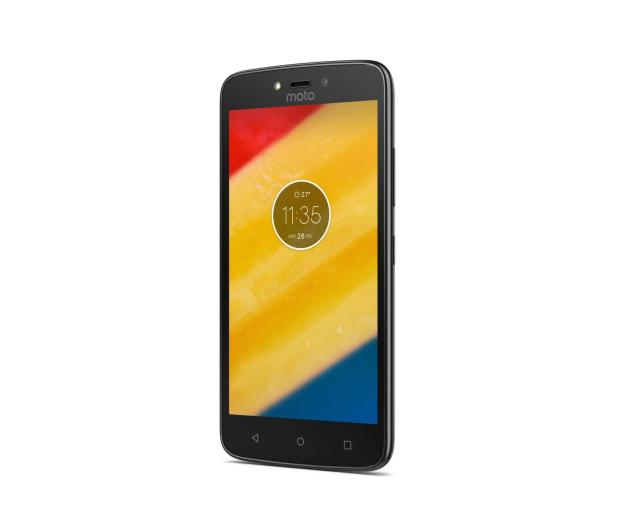Motorola Moto C Plus 2/16GB Dual SIM 4000mAh czarny  - 368179 - zdjęcie 4