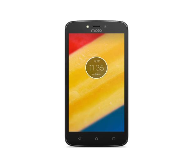 Motorola Moto C Plus 2/16GB Dual SIM 4000mAh czarny  - 368179 - zdjęcie 3