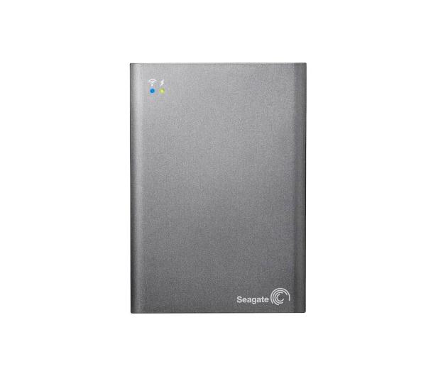 Seagate 2TB Wireless Plus czarny WiFi/USB 3.0 - 200602 - zdjęcie