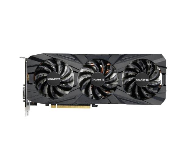 Gigabyte GeForce GTX 1080 Ti Gaming OC Black 11GB GDDR5X - 378542 - zdjęcie 3