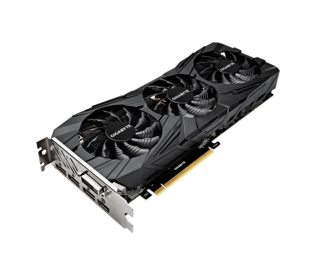 Gigabyte GeForce GTX 1080 Ti Gaming OC Black 11GB GDDR5X - 378542 - zdjęcie 2