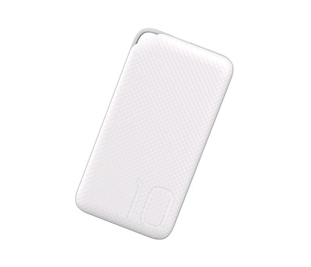 Huawei AP08Q 10 000 mAh Quick Charge 2A biały - 378747 - zdjęcie 4