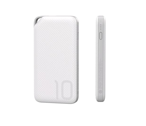 Huawei AP08Q 10 000 mAh Quick Charge 2A biały - 378747 - zdjęcie