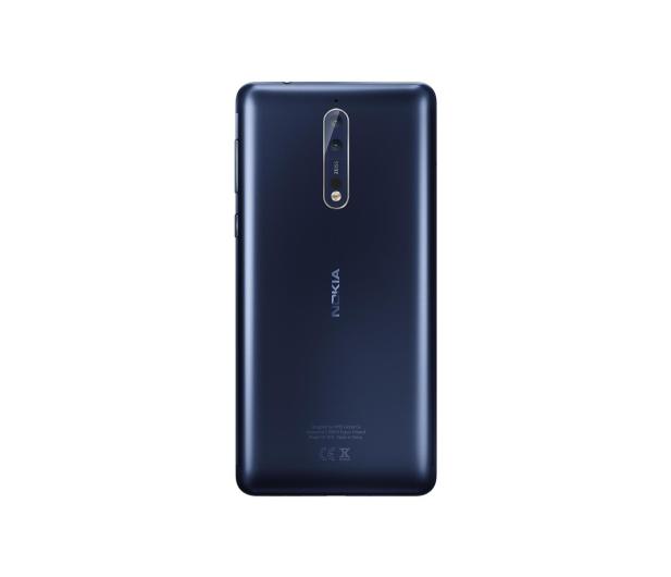 Nokia 8 Dual SIM niebieski - 379236 - zdjęcie 3