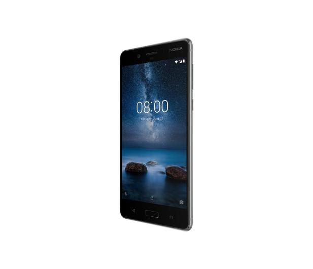 Nokia 8 Dual SIM szary - 379234 - zdjęcie 6