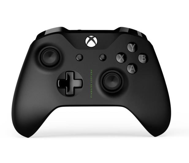 Microsoft Xbox One X 1TB Project Scorpio + Podstawka - 379195 - zdjęcie 4