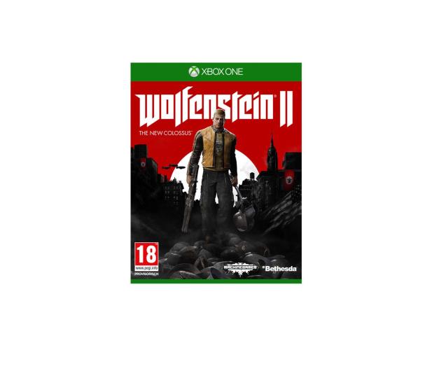 CENEGA Wolfenstein II The New Colossus  - 377523 - zdjęcie