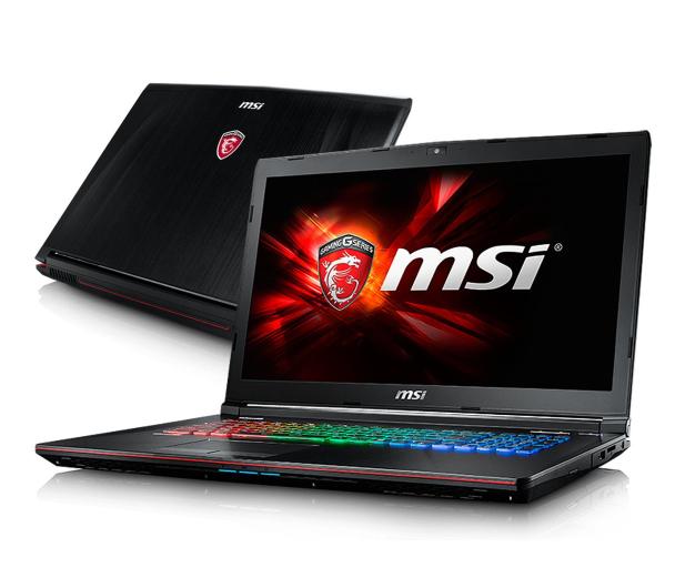 MSI GE72 Apache Pro i7-6700HQ/8GB/1TB GTX965M - 295022 - zdjęcie