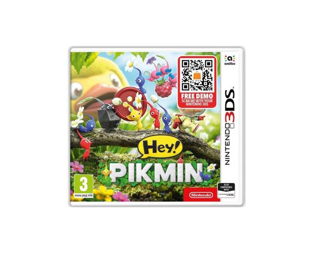 Nintendo Hey! Pikmin - 376836 - zdjęcie