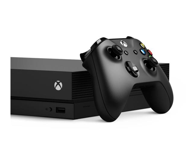 Microsoft Xbox One X 1TB + 2xPAD + 4GRY + 6M GOLD - 414074 - zdjęcie 6