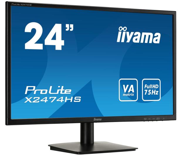 iiyama X2474HS - 372199 - zdjęcie 2