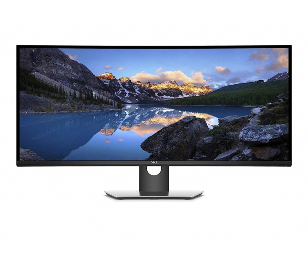 Dell U3818DW czarny - 379559 - zdjęcie