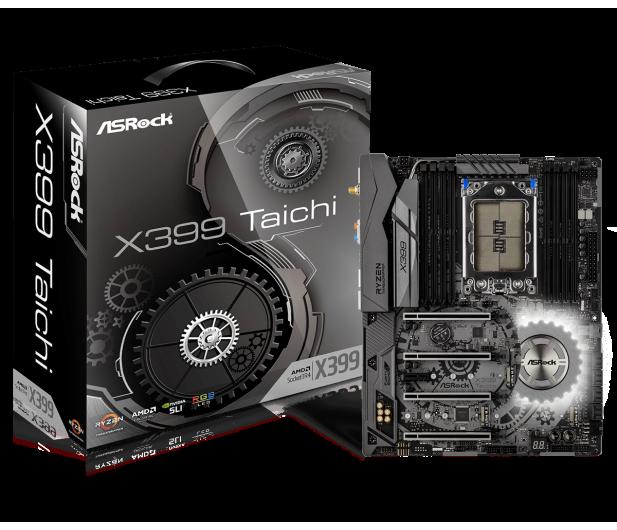 ASRock X399 TAICHI - 379516 - zdjęcie