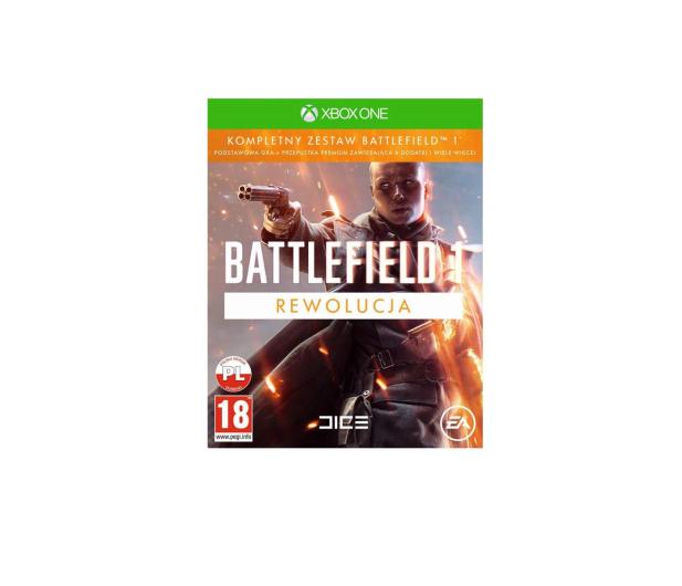 Xbox Battlefield 1 Rewolucja  - 379541 - zdjęcie