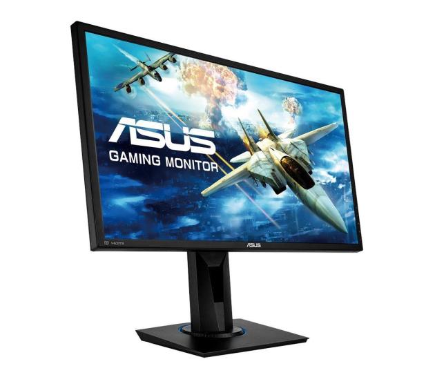 ASUS VG245Q czarny Gaming - 379872 - zdjęcie 2
