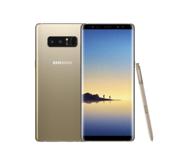 Samsung Galaxy Note 8 N950F Dual SIM Maple Gold - 379466 - zdjęcie 1