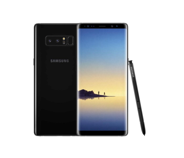 Samsung Galaxy Note 8 N950F Dual SIM Midnight Black - 379467 - zdjęcie