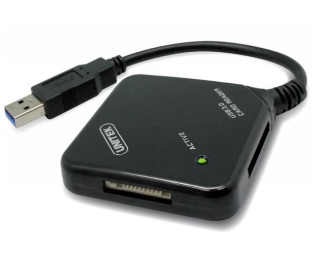 Unitek Czytnik kart pamięci All In One USB 3.0 - 379827 - zdjęcie