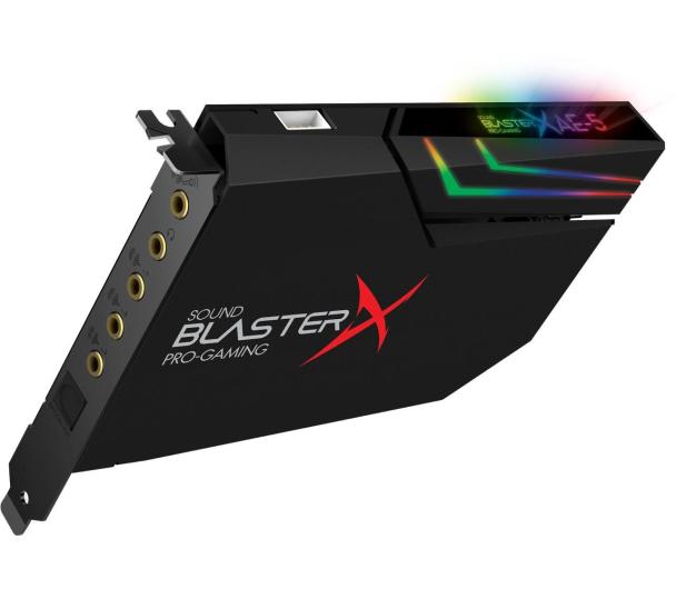 Creative Sound BlasterX AE-5 - 379890 - zdjęcie 3