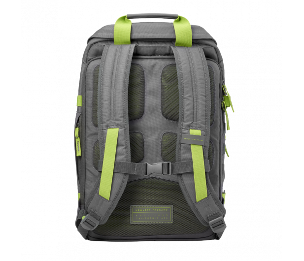 HP Odyssey Backpack 15,6'' (szaro-zielony) - 380158 - zdjęcie 5