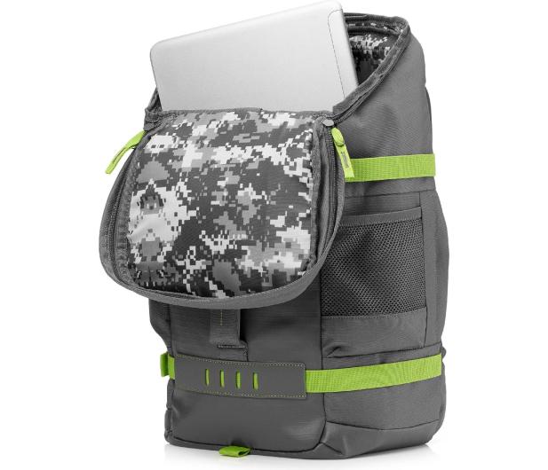 HP Odyssey Backpack 15,6'' (szaro-zielony) - 380158 - zdjęcie 2